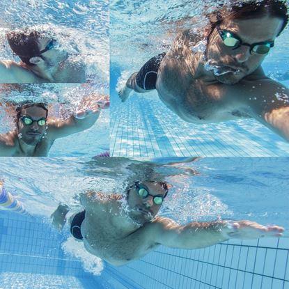 Bild von Erwachsenenschwimmen Kraul Anfänger