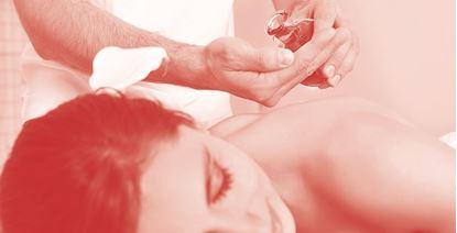 Bild von Massagegutschein Ganzkörpermassage-Oelmassage 60min
