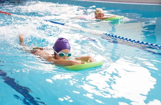 Bild von Schwimmtraining Jugend